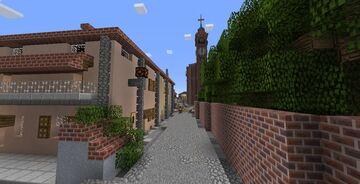 PIanura Padana Minecraft Map & Project