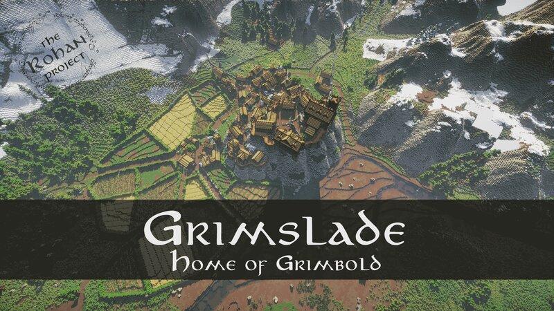 Grimslade | Home of Grimbold | Rohan Project