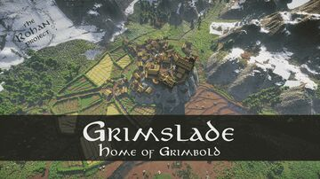 Grimslade | Home of Grimbold | Rohan Project Minecraft Map & Project