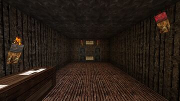 Patrophobia 1 Fixed (Horror Map) 1.8.4 Minecraft Map & Project