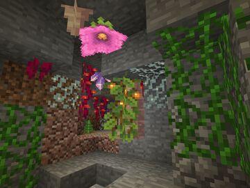 The Secret Cave [C] Minecraft Map & Project
