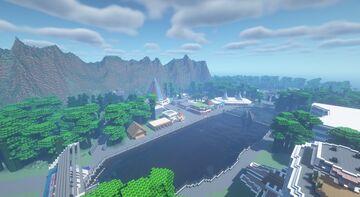 Jurassic World Reborn Map Minecraft Map & Project