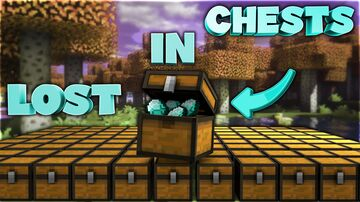 Lost In Chests Minecraft Map & Project