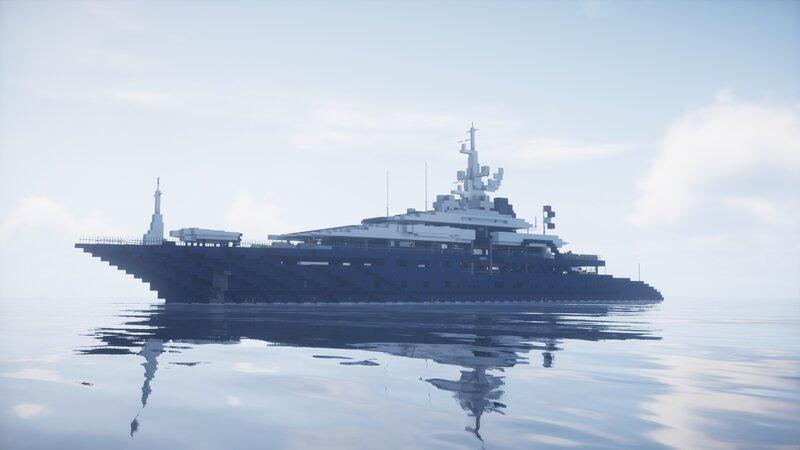 Fictional Yacht
