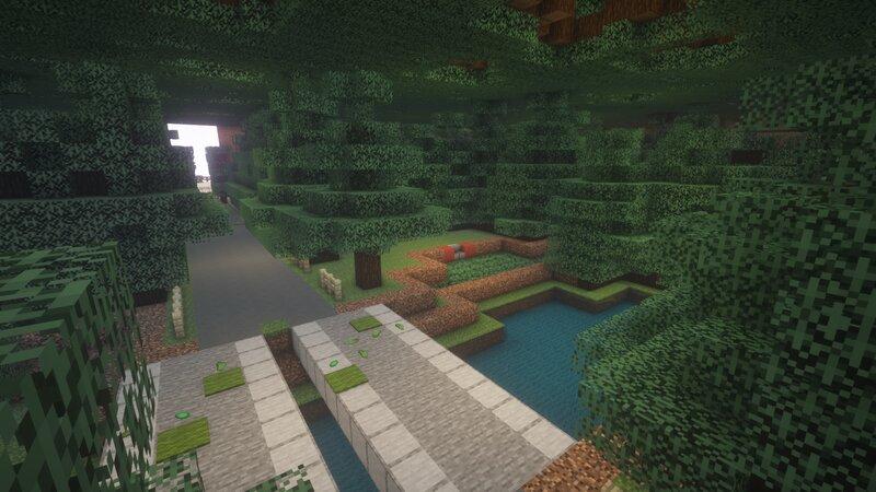 Pinwheel Forest