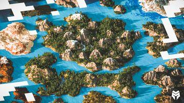 Terraforming 10000x10000 Minecraft Map & Project