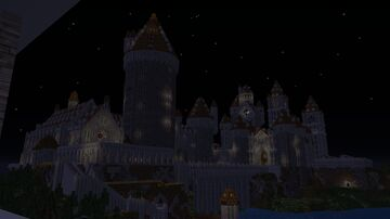 Hogwarts Mix with countless other structures Minecraft Map & Project