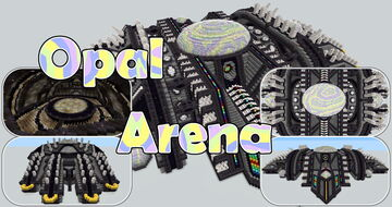Rockberry - Opal Arena Minecraft Map & Project