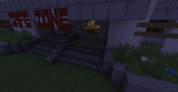 Ghost town - zombie map 1.16.4 v.0.1 [IN PROGRESS] Minecraft Map & Project