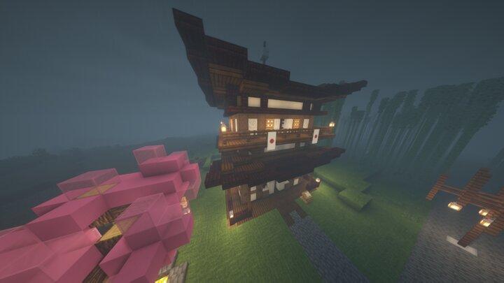 Rich Japanese House