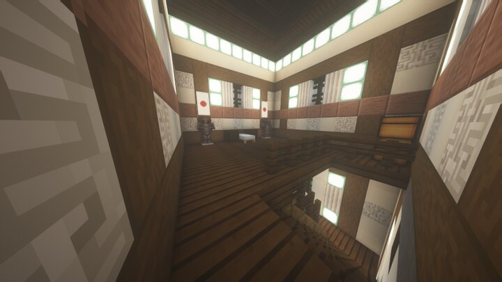 2nd Floor of Rich Japanese House