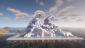 W A V E S Minecraft Map & Project
