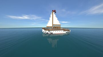 H.M.Y. SeaWind (2001) Minecraft Map & Project