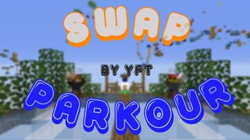 Swap Parkour Minecraft Map & Project