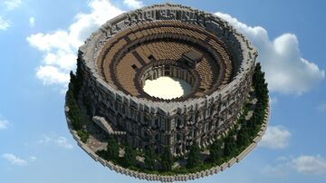 Nordic PVP Arena Minecraft Map & Project