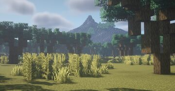 Nice Vanilla Island Minecraft Map & Project