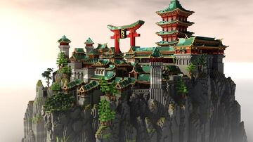 Sanctuary Minecraft Map & Project