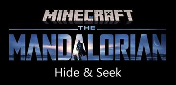 The Mandalorian Hide and Seek Minecraft Map & Project