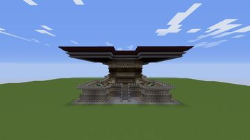 Military Headquarters Minecraft Map & Project