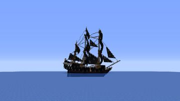 Black Pearl Minecraft Map & Project