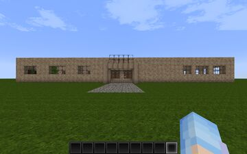 Addison High Private School [UPDATED] Minecraft Map & Project