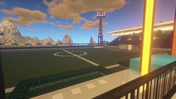 Stádio Aioniótitas (The Eternal Stadium) Minecraft Map & Project