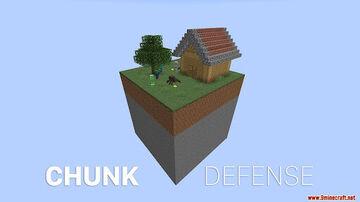 Chunk defense Minecraft Map & Project