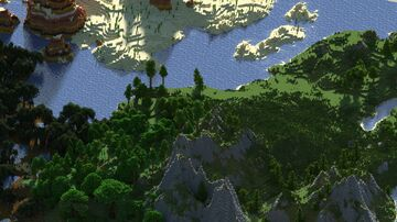 Free map 512x512 Minecraft Map & Project