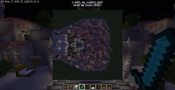 Monteriggioni - Assassin's creed/Minecraft Minecraft Map & Project