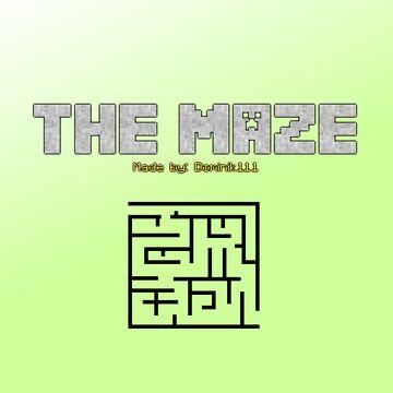 Dominik111's Maze Minecraft Map & Project