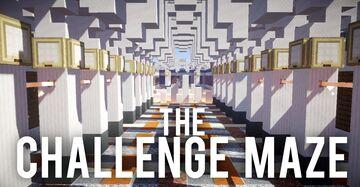 Challenge Maze [MazeMaker] Minecraft Map & Project