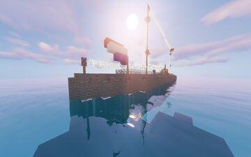 RL U 22 DEUTSCHLAND Minecraft Map & Project