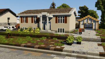 House Renovation - ERT Minecraft Map & Project