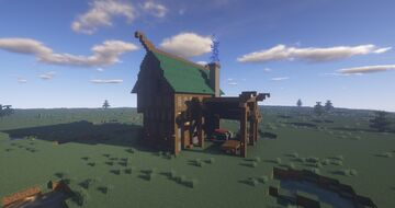 Medieval Forge Minecraft Map & Project