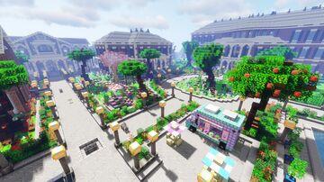 School Darkness Minecraft Map & Project