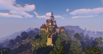 Schloss Hohenwarth Minecraft Map & Project