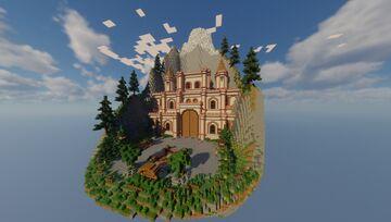 🕍 Castle hub 🕍 Minecraft Map & Project