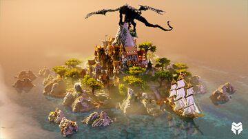 Portia Survival Spawn Minecraft Map & Project