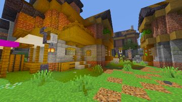 Fable TLC Bowerstone Minecraft Map & Project