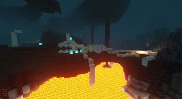 nether fossil remake Minecraft Map & Project