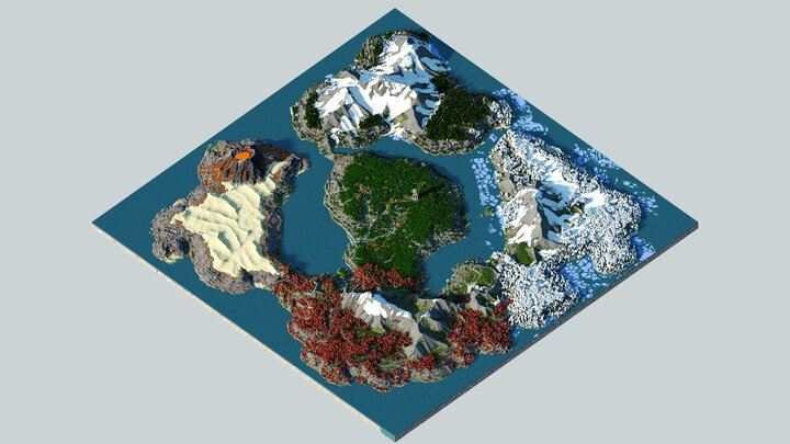 Ixellior - Overview - Chunky Render