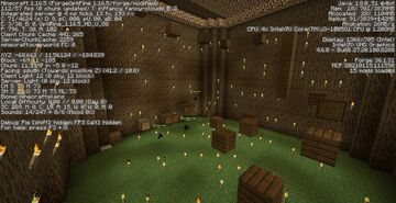 PARKOUR BIOME 3 Minecraft Map & Project