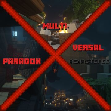 The Multiversal Paradox (Marvel and DC Comics crossover Adventure Map) DEMO V1 Minecraft Map & Project