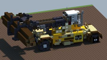 Wagner L490 LogStacker [With Download] Minecraft Map & Project
