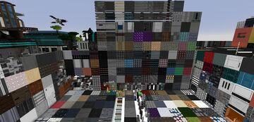 CHRONOKILLER'S 1.17 Texture pack test world Minecraft Map & Project