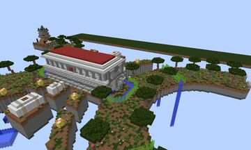 Sabonis - Capture The Wool Map (CTW) Minecraft Map & Project