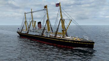 SS American (1895) Minecraft Map & Project