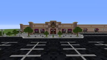 -FNAF 2-Remastered Minecraft map Minecraft Map & Project