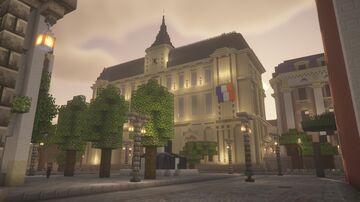 Dorian - Paris inspired city Minecraft Map & Project