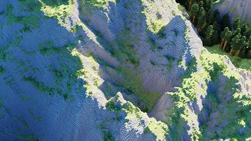 Mount l'Auberfort Minecraft Map & Project